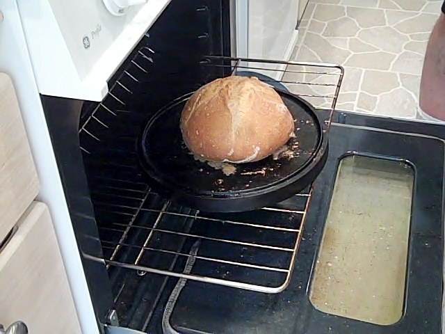 to bake bread at home from scratch? I've got a Dutch oven French bread ...