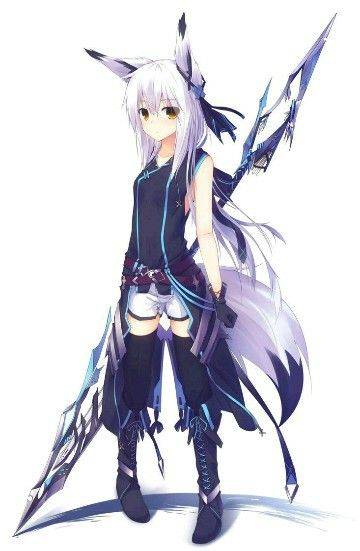 Anime wolf girl wolfy anime anime anime wolf anime - Wolf girl anime pictures ...