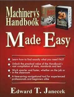 Machinery's Handbook Made Easy free download by Janecek Edward T ISBN: 9780831134488 with BooksBob. Fast and free eBooks download.  The post Machinery's Handbook Made Easy Free Download appeared first on Booksbob.com.