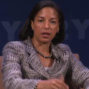 Ambassador Susan Rice talks about Twitter, Social Media, and ediplomacy