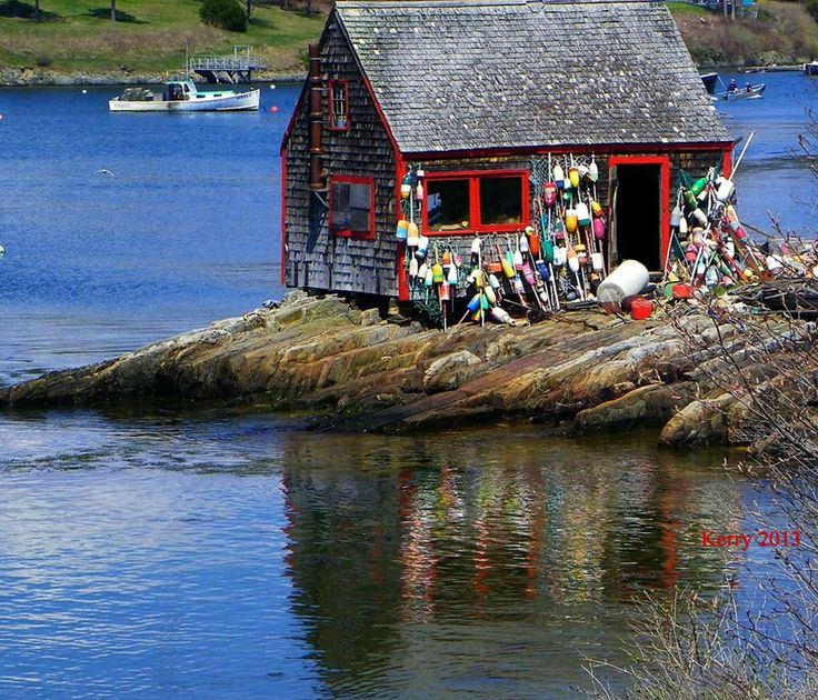 Bailey island maine maine lobster fishing pinterest for Lobster fishing in maine