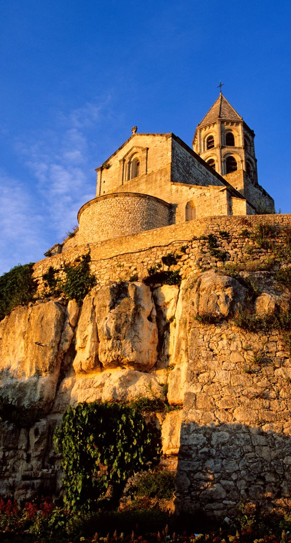 La Garde Adhemar, Drôme Provençale, France