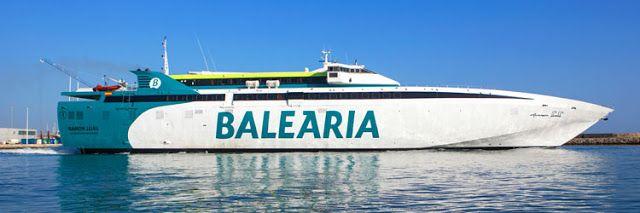 أرخص تذكرة الباخرة بين طنجة المتوسط والجزيرة الخضراء Boat
