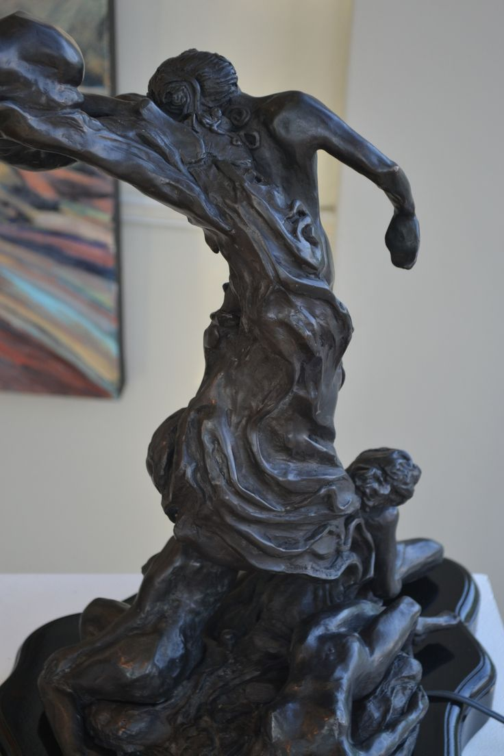 Sculptered light - Danie Smith