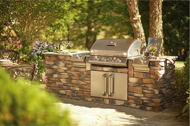 Dise a tu propio espacio para cocinar al aire libre for Disena tu espacio