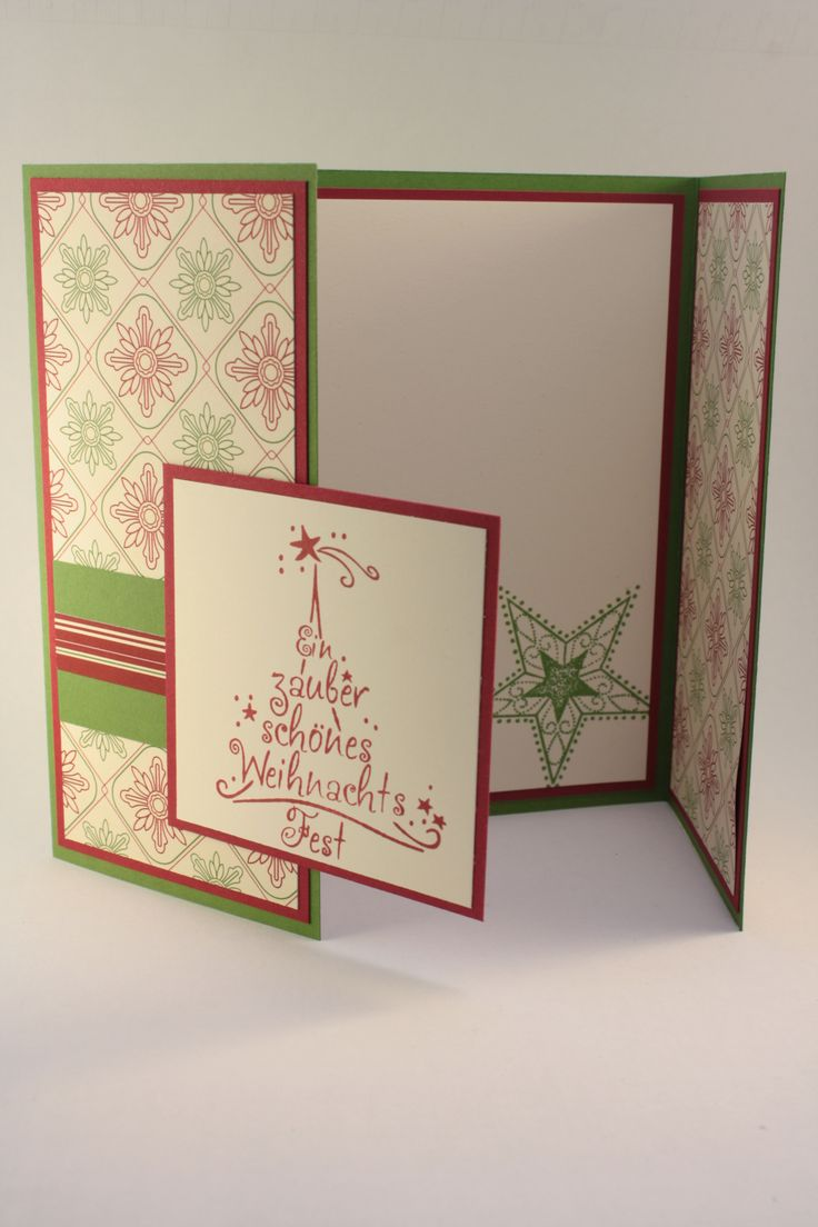Weihnachtskarte 2013 / innen by Jutta Schmitt-Lenzen