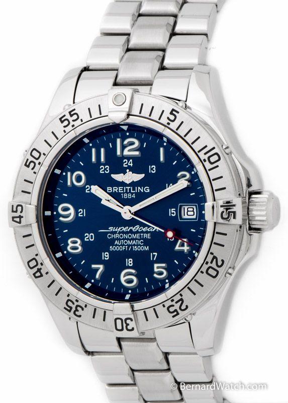 Breitling - SuperOcean : A17360 : Bernard Watch