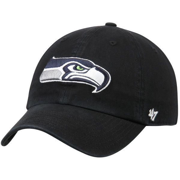 Seattle Seahawks '47 Brand Clean Up Hat