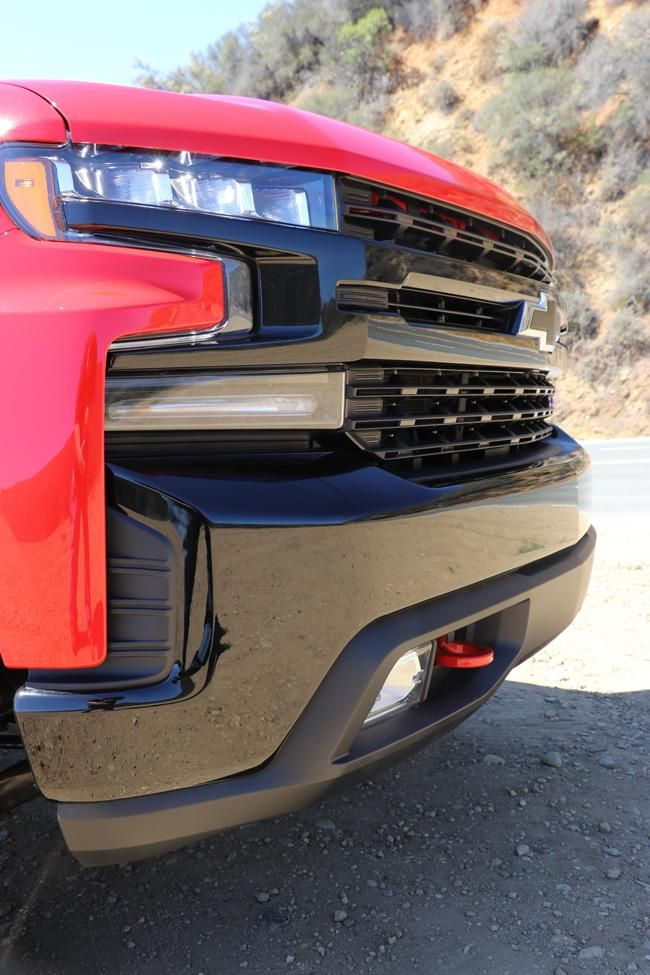 2019 Chevrolet Silverado Trail Boss First Drive Custom Chevy Trucks Chevy Trucks Lifted Chevy Trucks