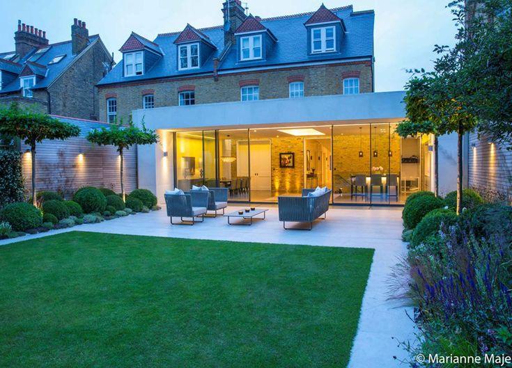Wandsworth Garden By Matt Keightley And Rosebank Landscaping