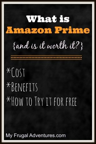 What Is Amazon Prime? {Cost, Benefits and Free Trial!}