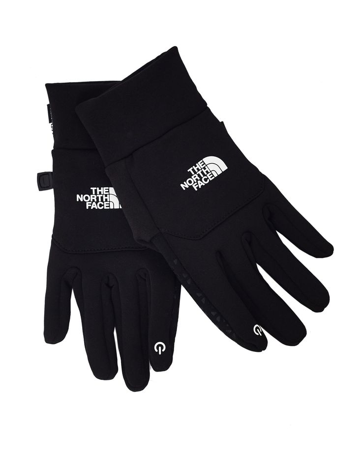 The North Face Etip Gloves Black £35.00 | Shop Now at TheIdleMan.com | #StyleMadeEasy