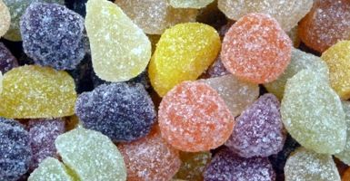 Fruit Pastilles Dont limit yourself to just a tube of fruit pastilles - enjoy a whole bag full of these delicious chewy, gummy, sugar encrusted, fruit flavour classics. Bet you cant pop one in your mouth without chew http://www.MightGet.com/january-2017-12/unbranded-fruit-pastilles.asp