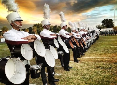 Tarpon. #drumline