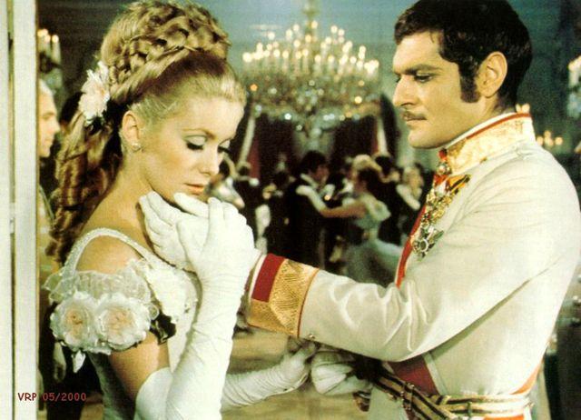 1968 : Mayerling (Catherine Deneuve; Omar Sharif)