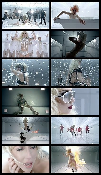 Lady Gaga - Bad Romance - Music Video Directed by: Francis Lawrence