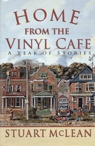 "Home From The Vinyl Cafe by Stuart Mclean, Welcome to the Vinyl Cafe. Motto: ""We May Not Be Big, But We're Small"". Introducing Dave, owner of a downtown Toronto record store and his wife, Morley, and chronicling their valiant attempts to rise to the challenges of modern life, these are tales of everyday struggles and triumphs."