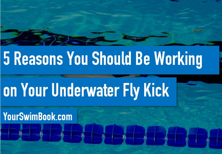5 Reasons You Should Be Working On Your Underwater Fly ...