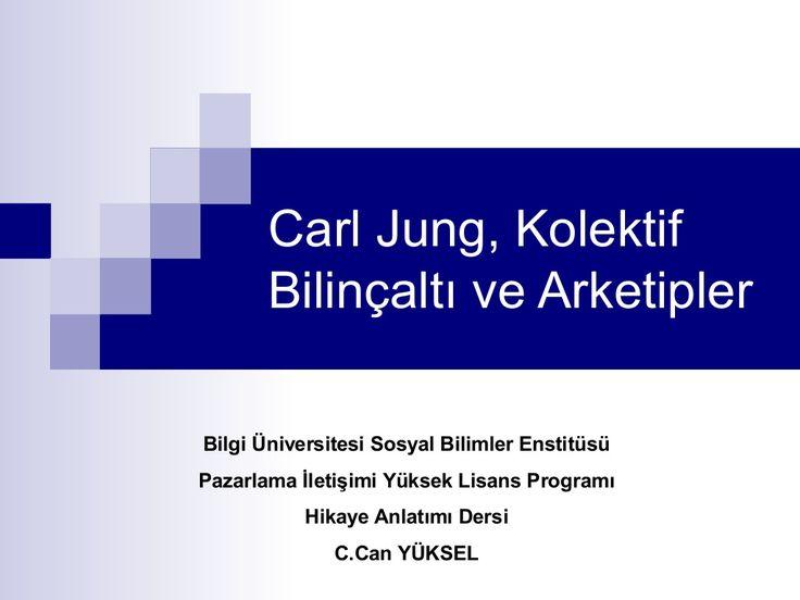 Carl Jung, Kolektif Bilinçaltı ve Arketipler