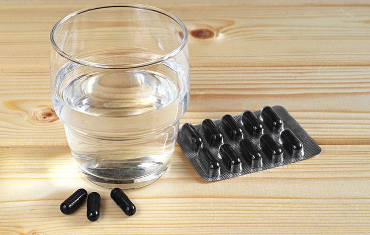 Activated charcoal pills are used to remove certain poisons from the body. They can also be helpful for food poisoning.