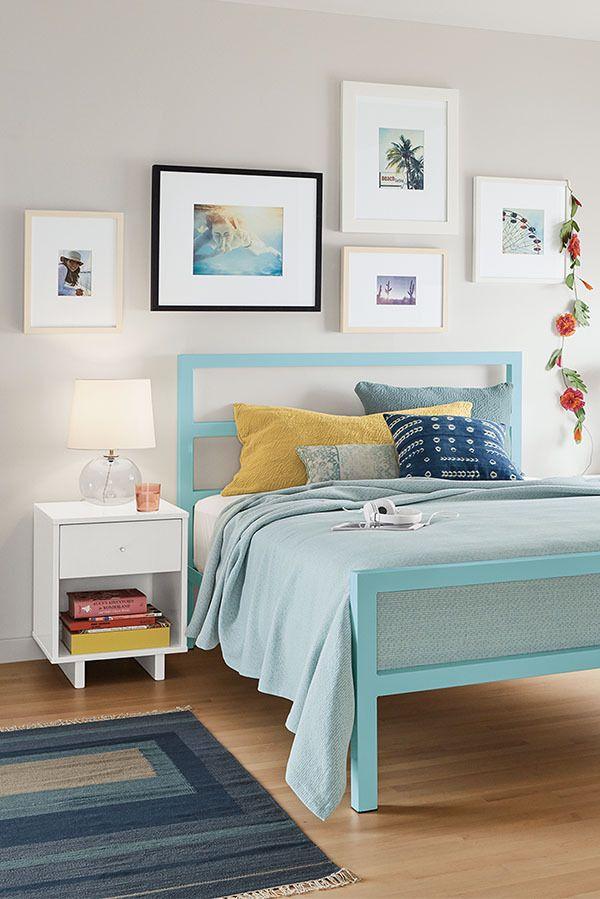 Parsons Bed in Colors. Dream Teen BedroomsKid FurnitureModern Kids Furniture Teenage ...