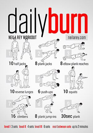 33 best images about Workouts by Neila Rey - neilarey.com ...