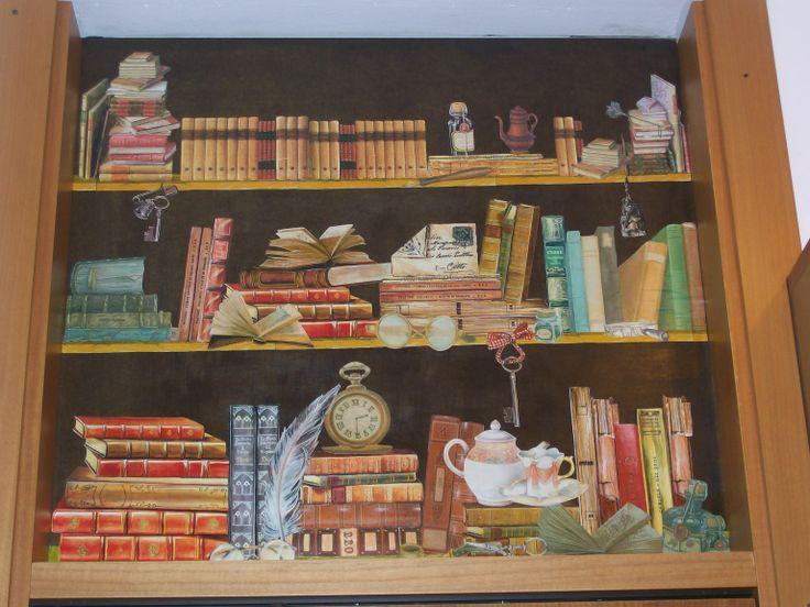 Oltre 1000 idee su Libreria Shabby Chic su Pinterest ...