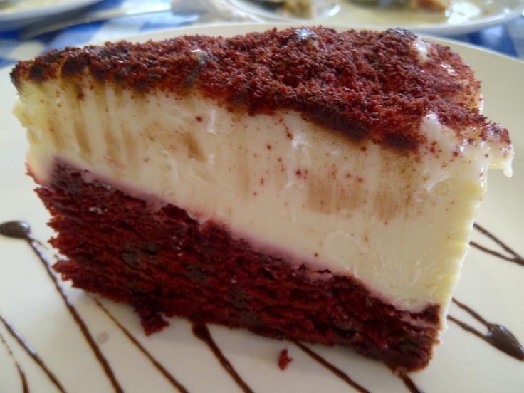Red Velvet Cheesecake  ~Italianni's