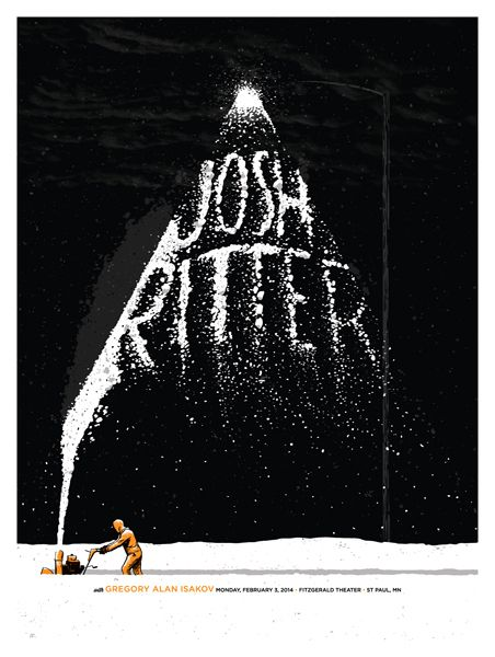 Josh Ritter - Matthew Fleming - 2014 ----