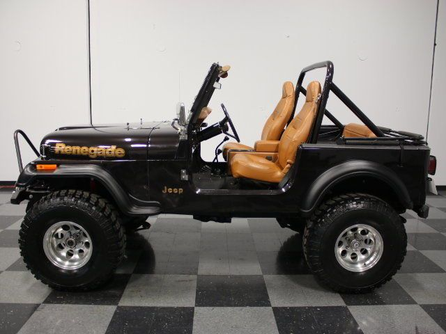 1984 Jeep CJ 7 Renegade