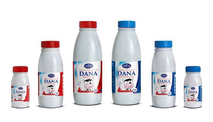 DANA Dairy UHT Milk – DANA Long-life Liquid Milk