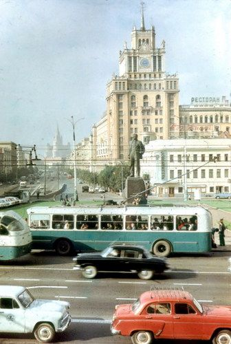moscow 1970s