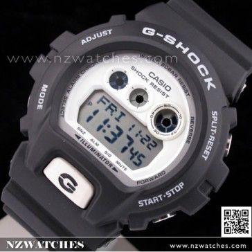 BUY Casio G-Shock Big Bold Matt Black Impact Soprt Watch GD-X6900-7, GDX6900 - Buy Watches Online | CASIO NZ Watches