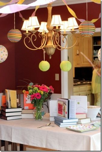 Bring a Book Baby Shower idea.Love the idea of not just having a baby shower but to also bring books! Shane would like this to!!!