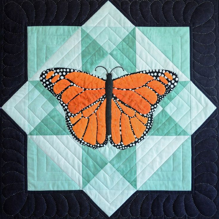 Butterfly Collection quilt pattern by J Webb Quilts