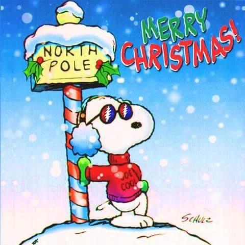 (ˆ◡ˆ) Joe Cool Christmas