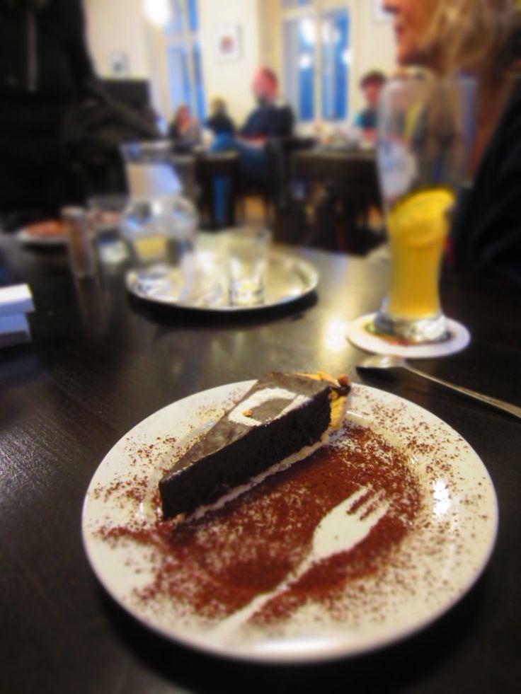 ...torta...