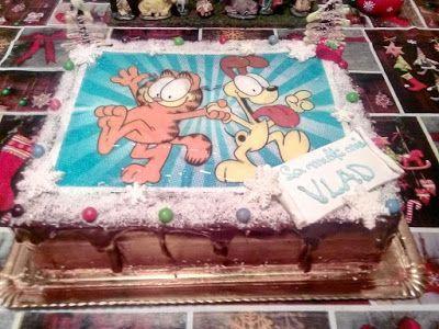 Tort si prajituri Andrea : Tort aniversar