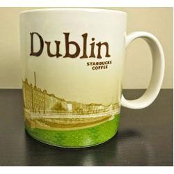 Starbucks Tasse Dublin