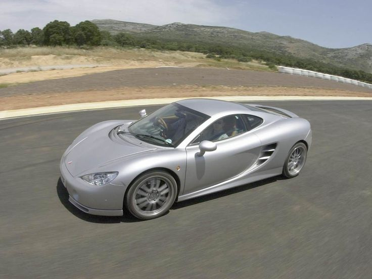 2003 Ascari KZ1 Image