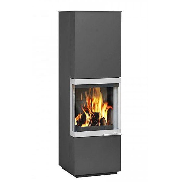 Kaminofen Novaline Maestro AMS, Schwarz günstig kaufen | Feuerdepot®