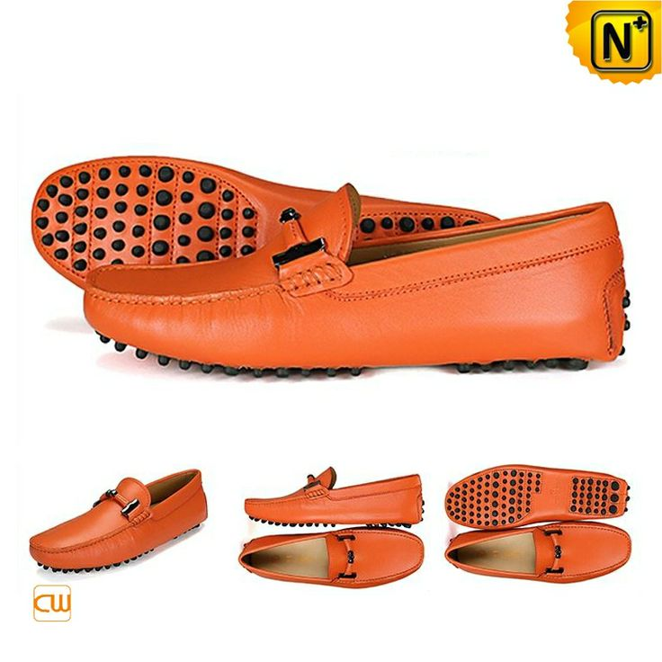Slip on Driving Leather Loafers for Men CW740039 $157.89 - www.cwmalls.com