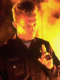 Robert Patrick - Terminator 2,  Die hard 2 Cop Land and The Sopranos season 2. good adversary for arnie, sly and bruce in all three films. he will be perfect for this next expendables film as hero or villian.