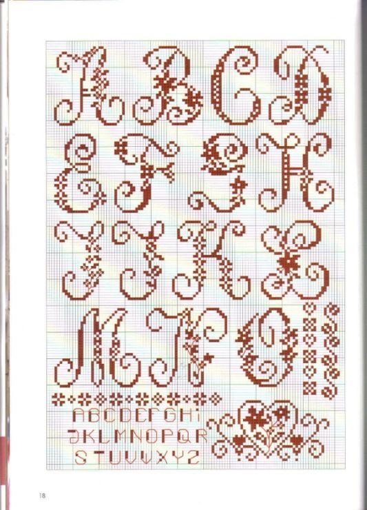 Gallery.ru / Фото #10 - DFEA HS 25 Lettres Anciennes. - fialka53