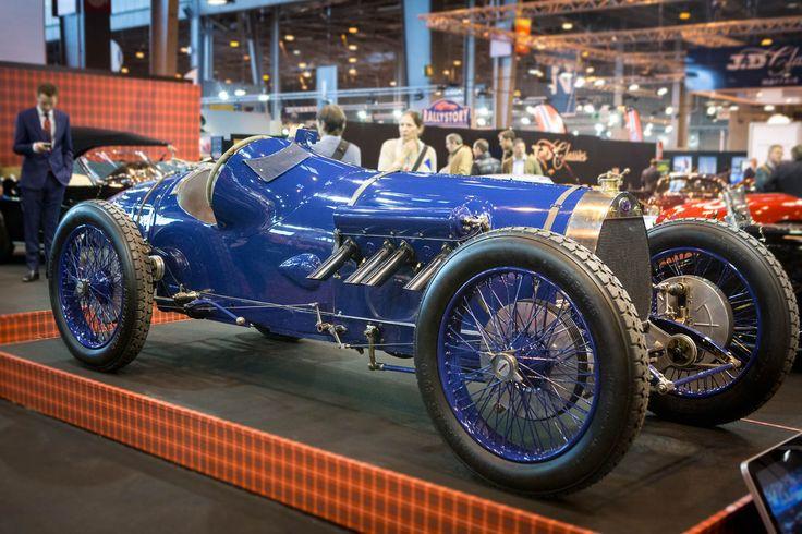 Bequet Delage 1924 : Salon Rétromobile 2015: les plus belles voitures de collection - Linternaute.com Automobile