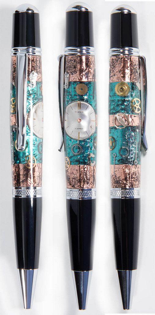 https://flic.kr/p/N6oE73   BP8 all 3   Bren's Pens Handcrafted writing instruments.