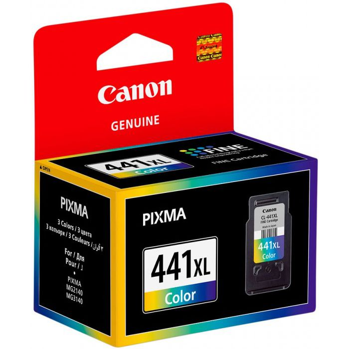 Canon CL-441XL Color для MG2140/MG3140