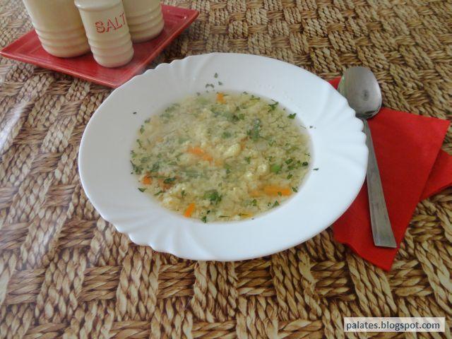 Blog pro mlsné jazýčky: Šudlíková polévka