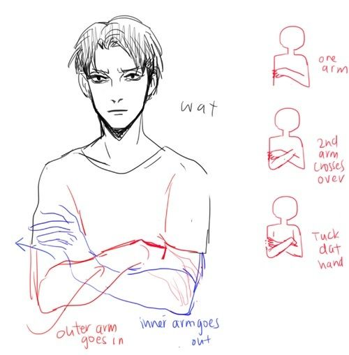 crossed arms ref 1
