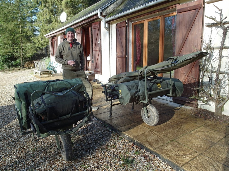 Whether you're a regular visitor to France or it's your first time, planning your first carp fishing trip to France is a complicated business. My main advice is: don't take too much stuff! The more you take the less mobile you'll be and, believe it or not, mobility is key when fishing a lake for a week long session. Here's what I would recommend when you prepare your kit: http://www.frenchcarpandcats.com/blog/blogstory.php?seq=74